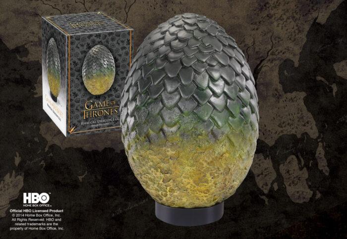 Rhaegal Egg