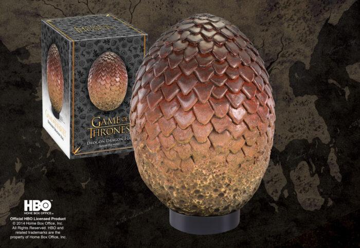 Drogon Egg