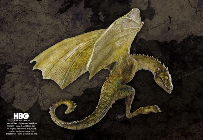 Rhaegal Baby Dragon