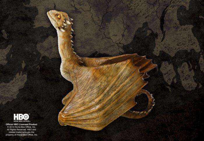 Viserion Baby Dragon