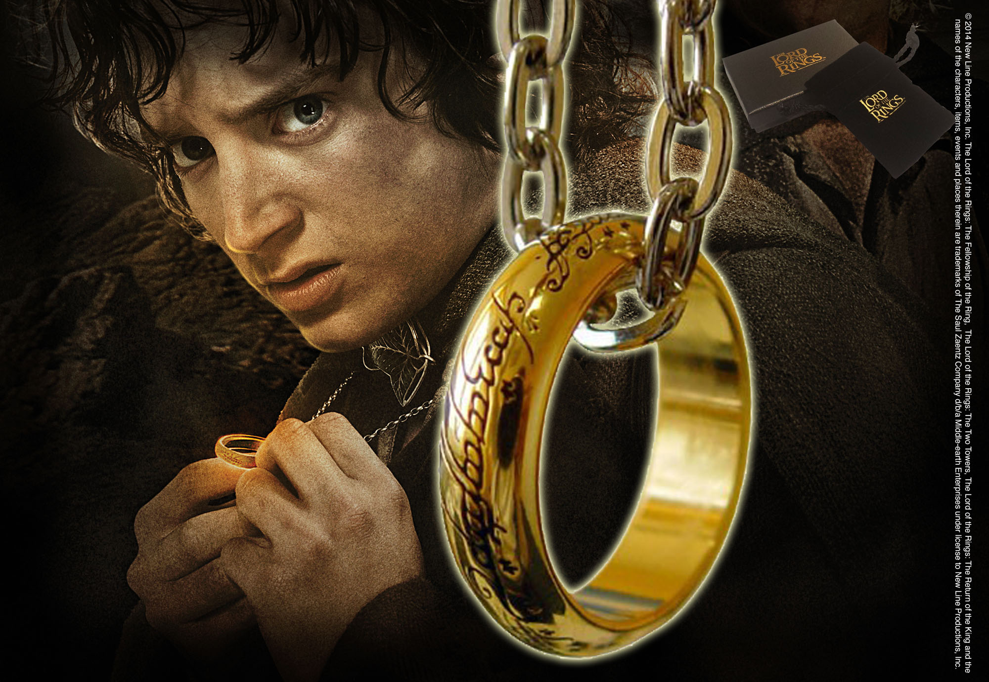 The One Ring Costume Gift Box