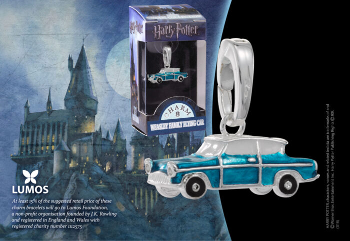 Lumos Charm 8 Weasley Family Flying Car