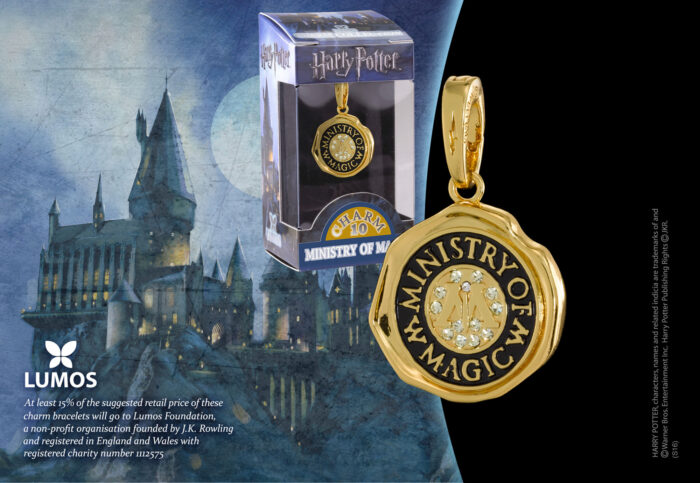 Lumos Charm 10 Ministry of Magic