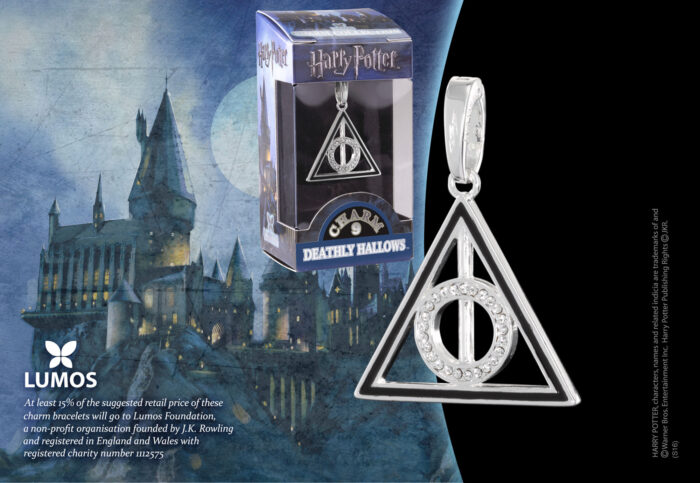 Lumos Charm 9 Deathly Hallows