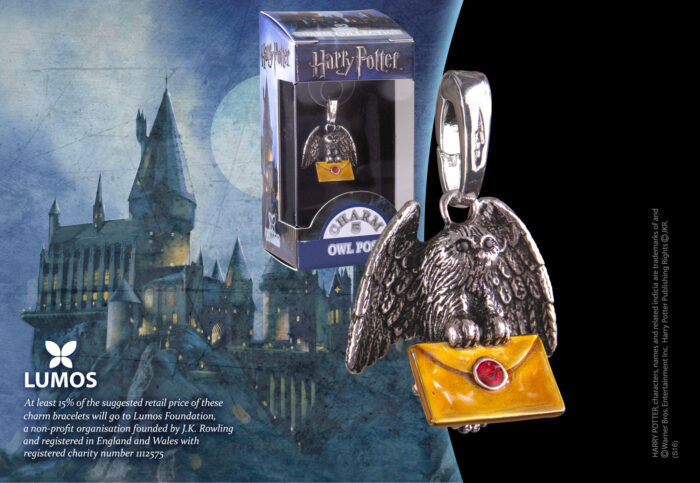 Lumos Charm 5 Owl Post