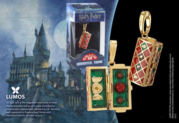 Lumos Charm 13 Quidditch Trunk