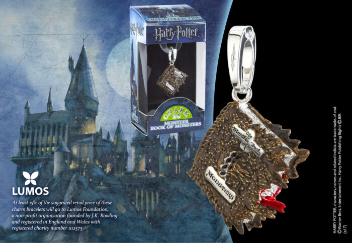 Lumos Charm 16 Monster Book of Monsters