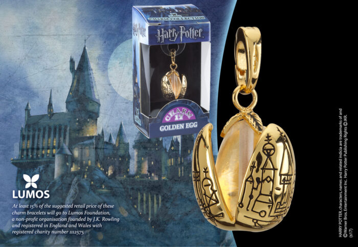 Lumos Charm 17 Golden Egg