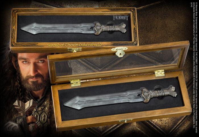 Thorin's Dwarven Sword Letter Opener