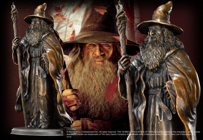 Gandalf Bronze Sculpture