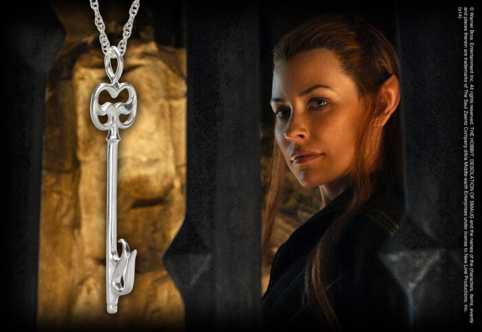 The Mirkwood Cell Key Pendant