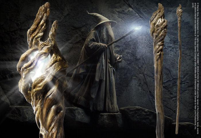 Gandalf Illuminating Staff