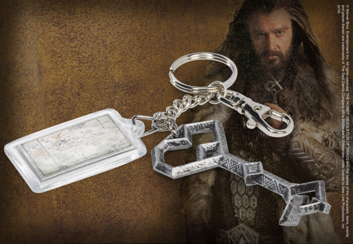 Thorin Key Keychain