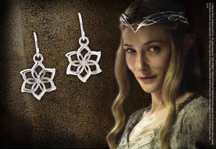 Galadriel Flower Earrings