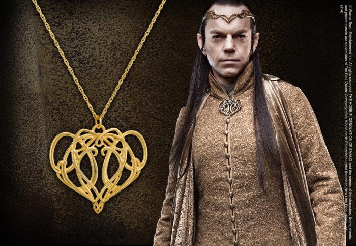 Elrond Brooch Pendant