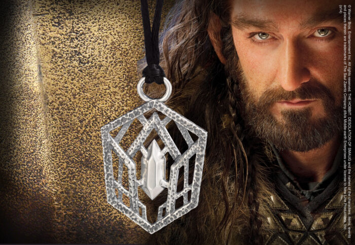 Thorin Belt Buckle Pendant