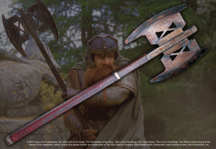 The Axe of Gimli