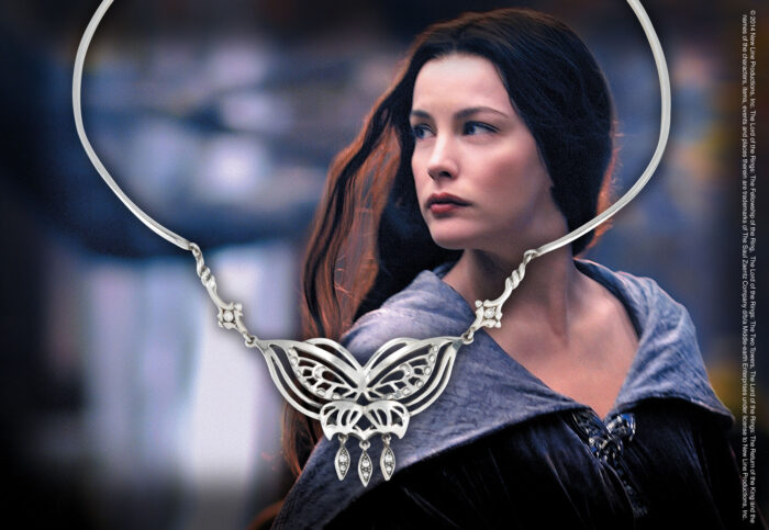 The Butterfly Necklace of Arwen