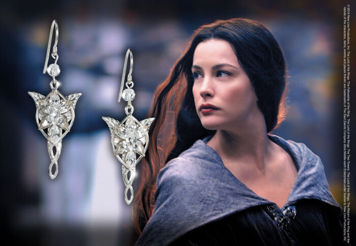 Arwen Evenstar Earrings