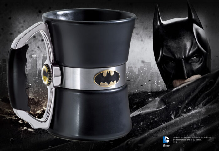 Batman Transforming Thermal Mug