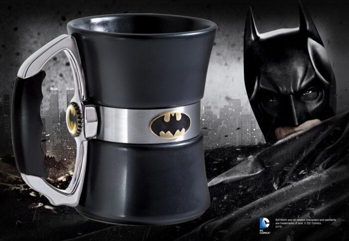 Batman Transforming Thermal Mug