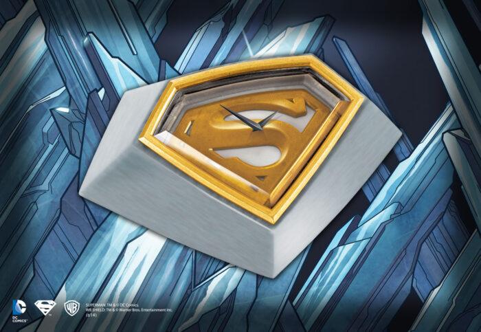 Superman Returns Desk Clock
