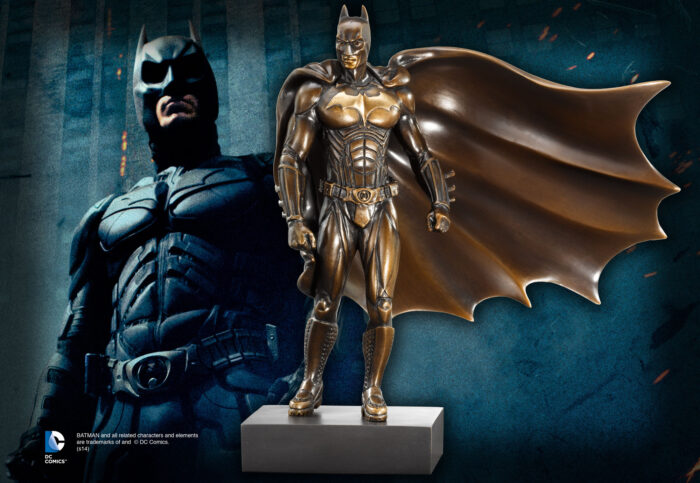 Batman Begins Bronze Sculpture