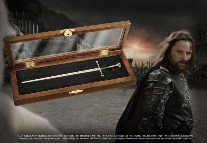 Aragorn Anduril Letter Opener