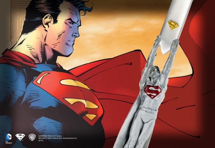 Superman Letter Opener