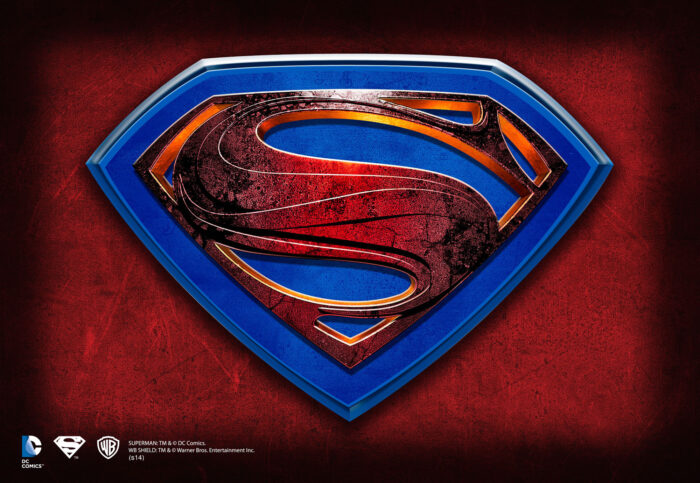 Superman MoS Wall Plaque