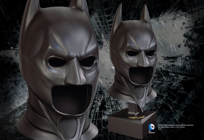 Dark Knight Full Size Display Cowl