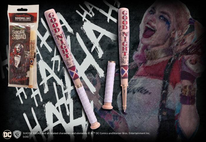 Harley Quinn Baseball Bat Pen