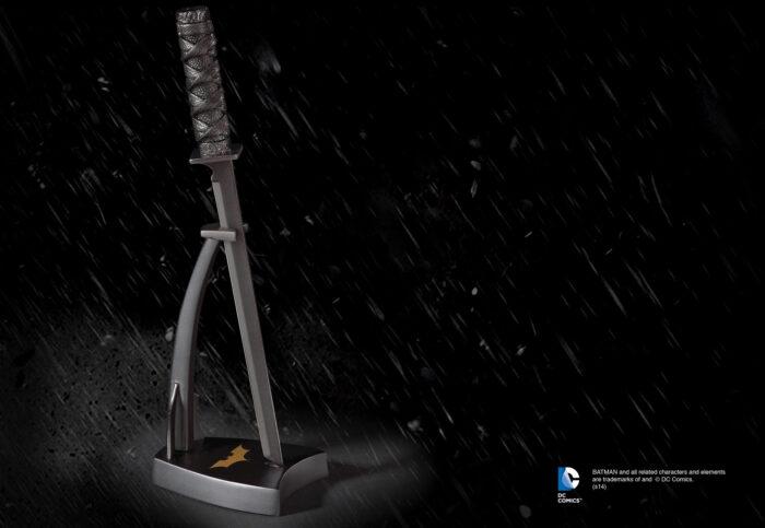 Batman Begins Ninja Sword Letter Opener