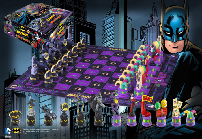 Batman Chess Set