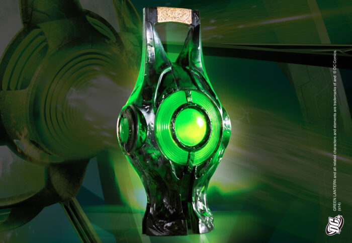 Green Lantern Power Battery