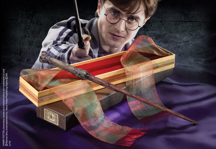 Harry Potter Wand in Ollivanders Box