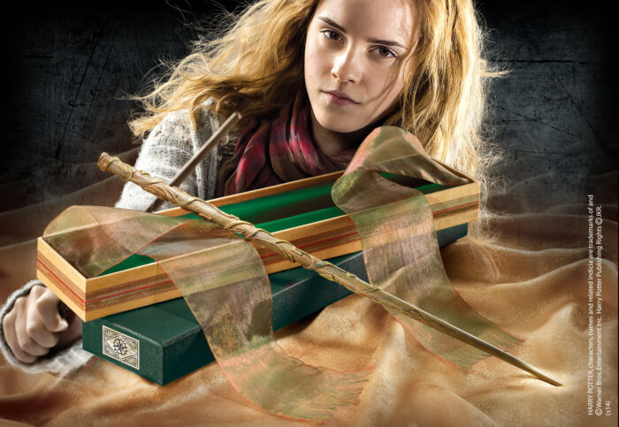 Hermione Wand in Ollivanders Box