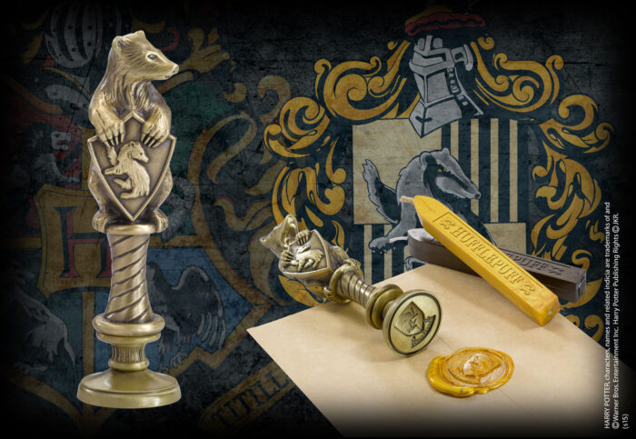 Hufflepuff Wax Seal
