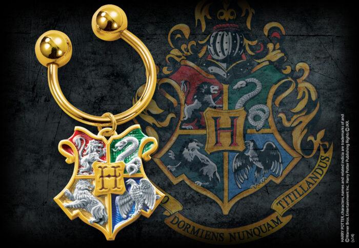 Hogwarts Key Chain