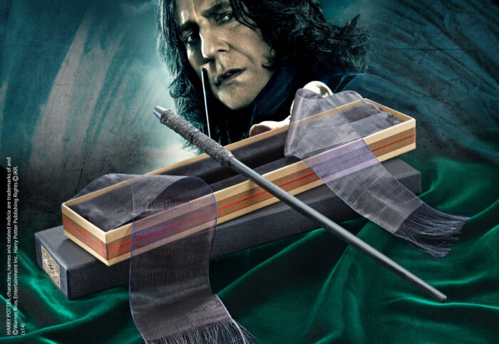 Professor Snape Wand in Ollivanders box