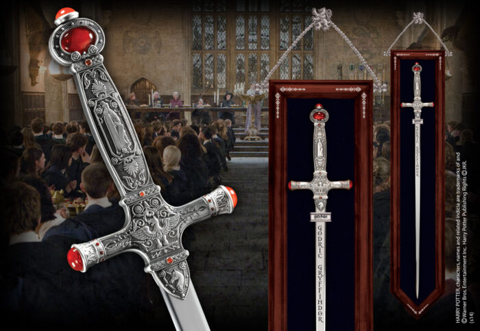 The Godric Gryffindor Sword