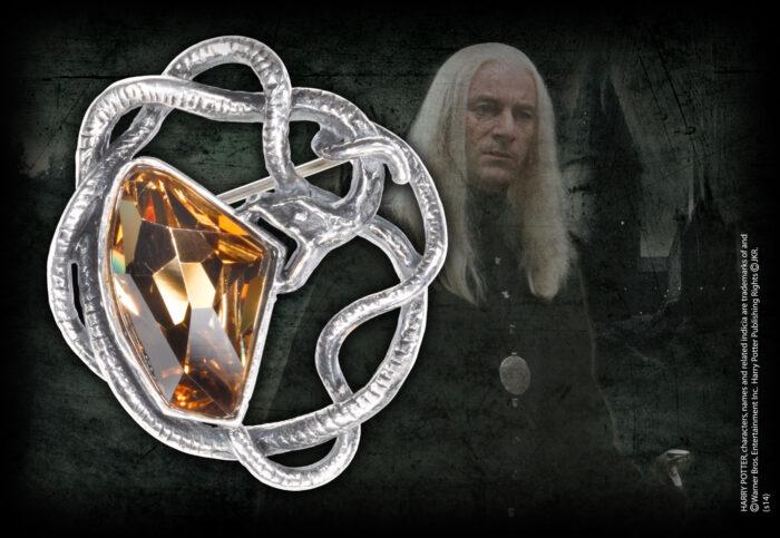 Malfoy Snake Brooch