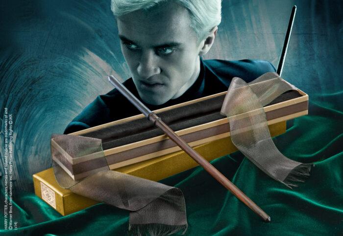 Draco Malfoy Wand in Ollivanders Box