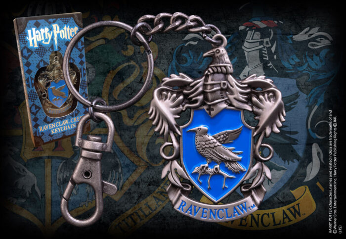 Ravenclaw Crest Keychain
