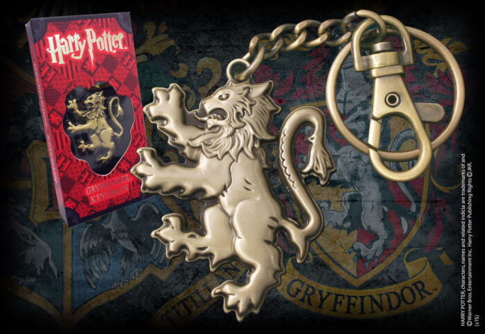 Gryffindor Shaped Keychain