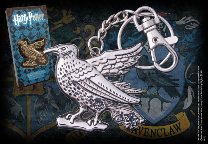 Ravenclaw Shaped Keychain