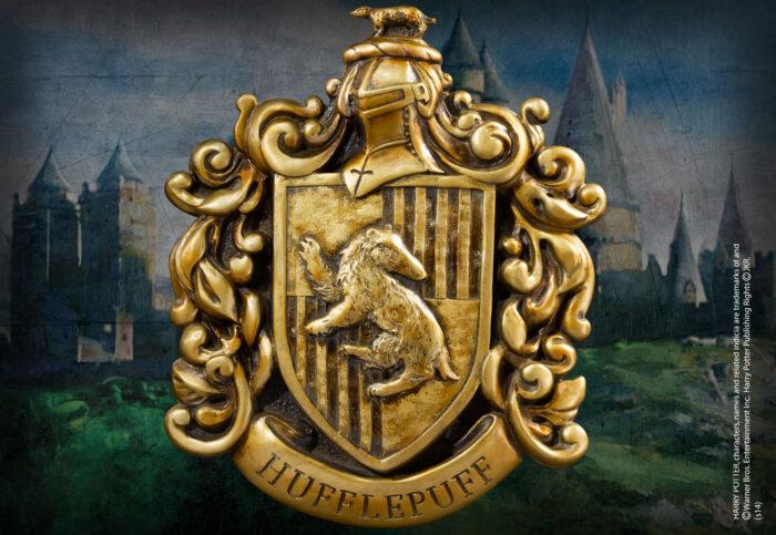 Hufflepuff Crest Wall Art