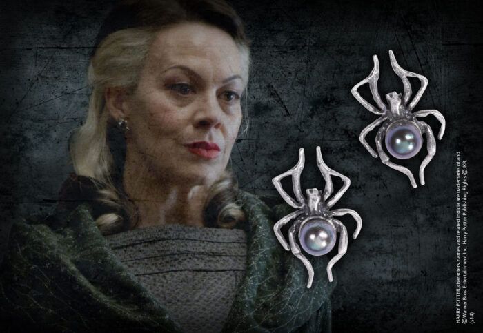 Narcissa Spider Earrings