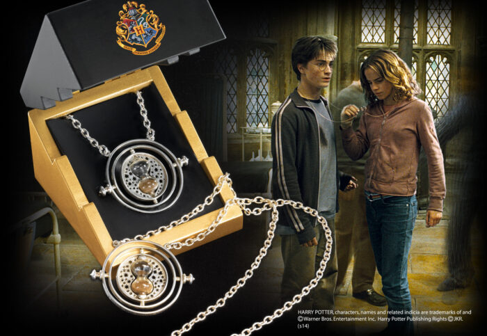 Time Turner - Sterling Silver