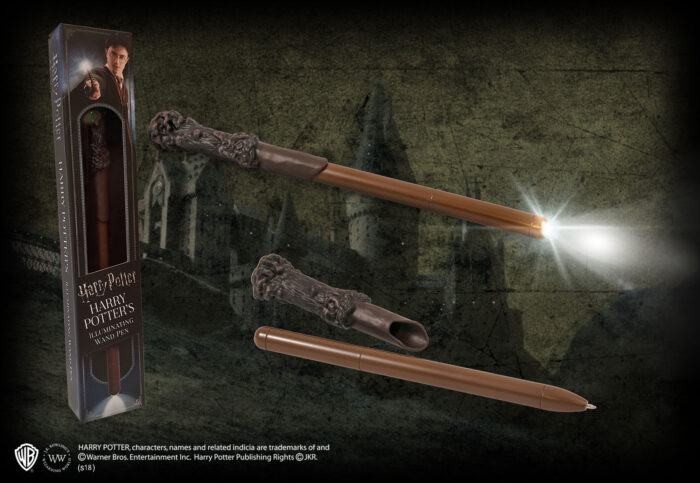 Harry Illuminating Wand Pen